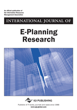 International Journal of E-Planning Research