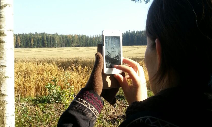 Pilvi ja iPhone Nikkilässä